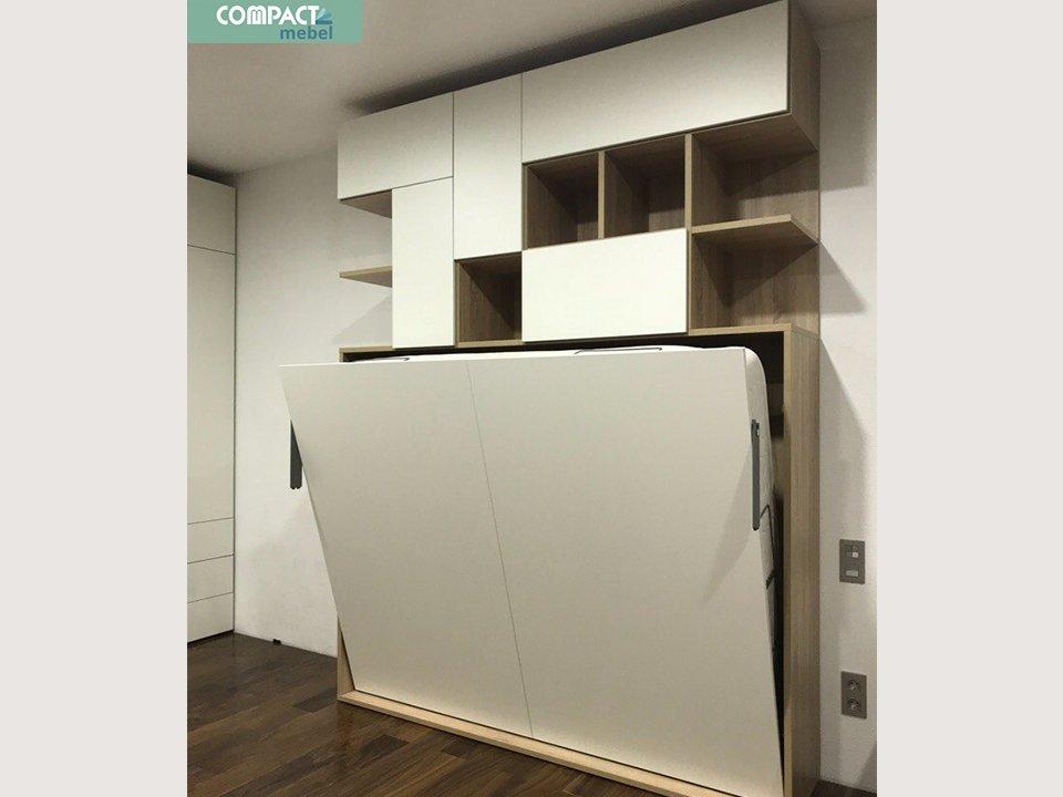 Проект в квартире-студии 40 м2