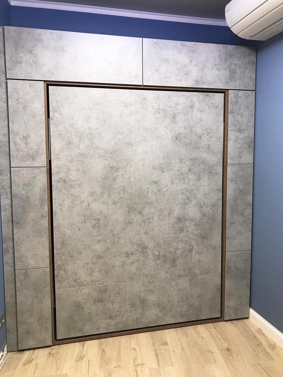 Шкаф-кровать в кабинет