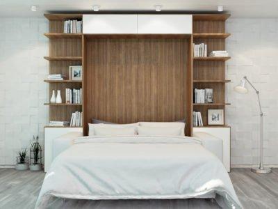 Мебель трансформер шкаф-кровать