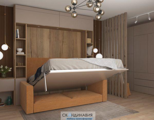 мебель трансформер скандинавия